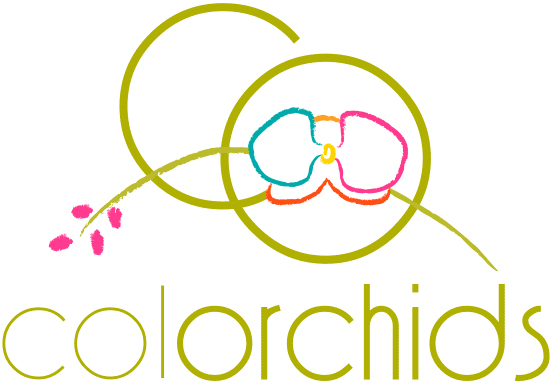 Logo Color Orchids